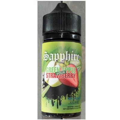 Sapphire - Blue Label Elixir Premium Blends E-Liquid