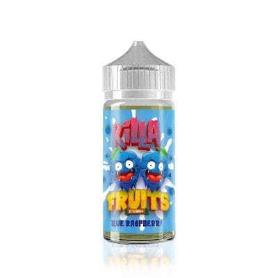 Blue Raspberry - Killa Fruits E-Liquid