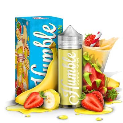 Donkey Khan - Humble Juice Co. E-Liquid