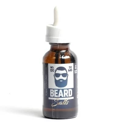 No. 00 - Beard Salts Vape Co. E-Liquid
