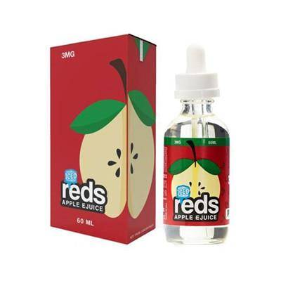 Red Apple Iced - Reds Apple E-Juice