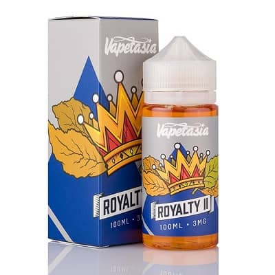 Royalty II - Vapetasia E-Juice