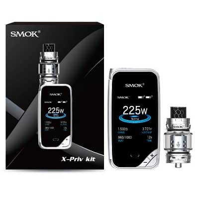 SMOK X-PRIV 220W and TFV12 Prince Starter Kit