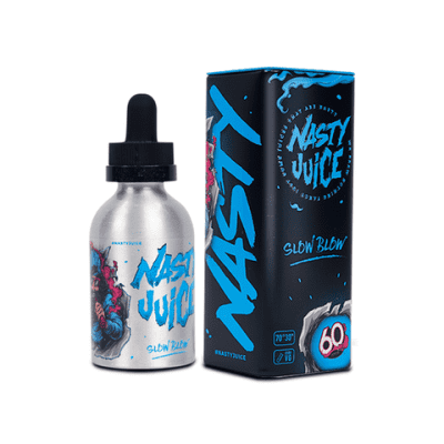 Slow Blow - Nasty Juice E-Liquid
