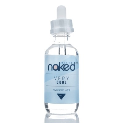 Very Cool - Naked 100 E-Liquid