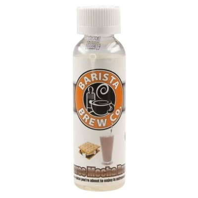 S'mores mocha breeze - Barista Brew Co. E-Liquid