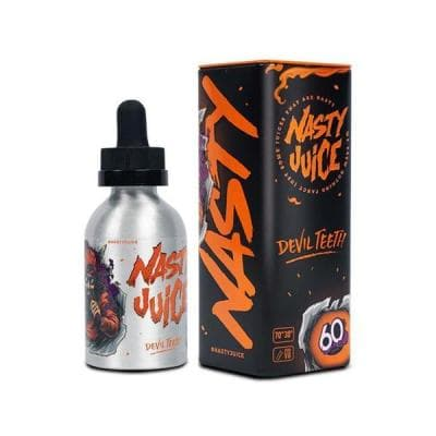 Devil Teeth - Nasty Juice E-Liquid