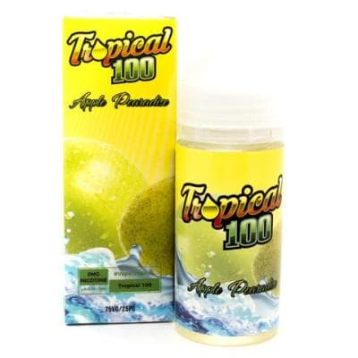 Apple Pearadise - Tropical 100 E-Liquid