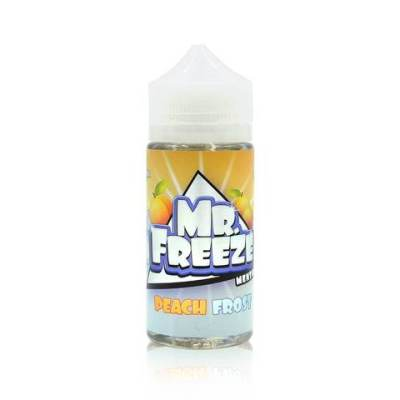 Peach Frost - Mr. Freeze E-Liquid