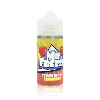 Strawberry Lemonade - Mr. Freeze E-Liquid