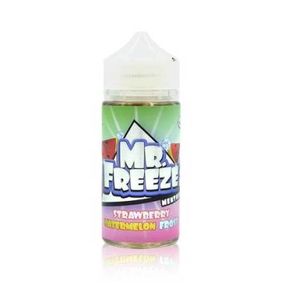 Strawberry Watermelon Frost - Mr. Freeze E-Liquid
