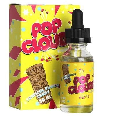 Tropical Punch Candy - Pop Clouds E-liquid