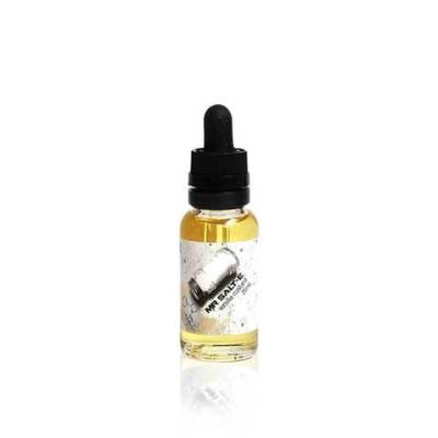 Vanilla Custard - Mr. Salt-E Eliquid