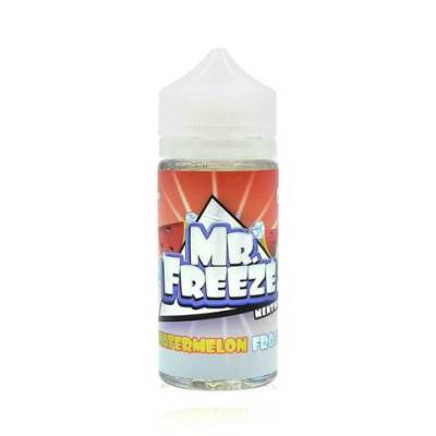 Watermelon Frost - Mr. Freeze E-Liquid