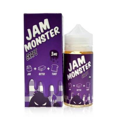 Grape - Jam Monster E-Liquid