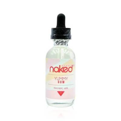 Yummy Gum - Naked 100 Candy E-Liquid