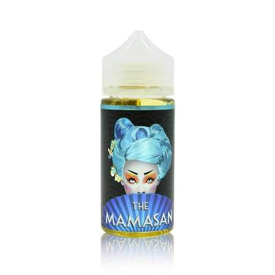 A.S.A.P. - The Mamasan Premium E-Liquid