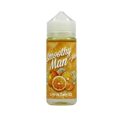 Citrus Tang Ice - Smoothy Man E-Juice.