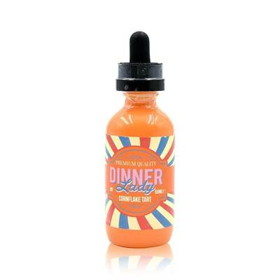 Corn Flake Tart - Dinner Lady E-Liquid