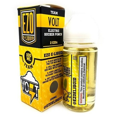 Electric Sucker Punch - EZO E-Liquid