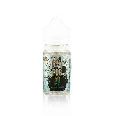 Frozen Mystery POP - Mighty Vapors Nic Salt E-Juice