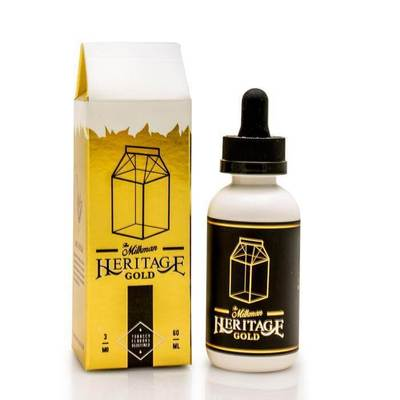 Gold - The Milkman Heritage E-Liquid