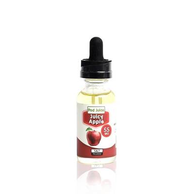 Juicy Apple - Pod Juice Salt E-Liquid