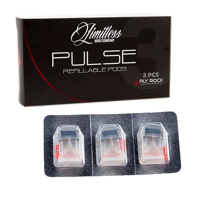 Limitless Pulse Refillable Pods