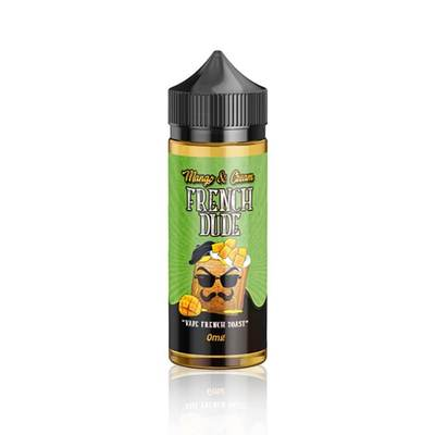 Mango & Cream French Dude - Vape Breakfast Classics E-liquid
