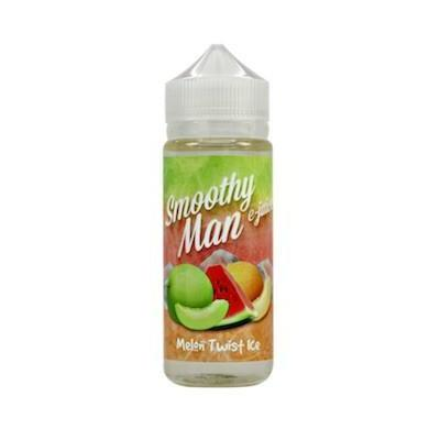 Melon Twist Ice - Smoothy Man E-Juice