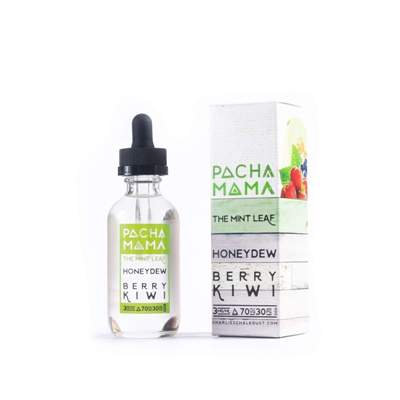 Mint Leaf Honeydew Berry Kiwi - Pachamama E-Liquid