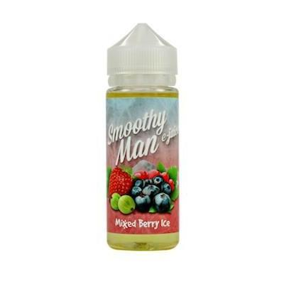 Mixed Berry Ice - Smoothy Man E-Juice