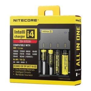Intellicharge Nitecore I4 Charger