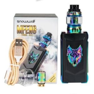 SnowWolf M-Feng 200W Limited Edition Kit