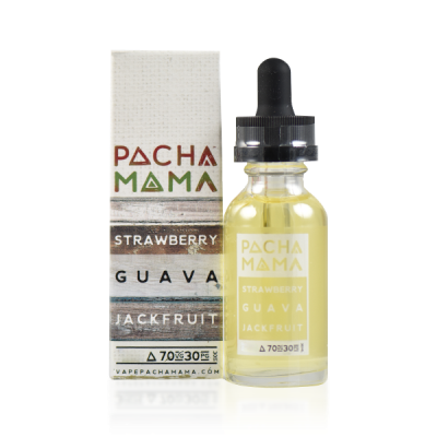 Strawberry Guava Jackfruit - Pachamama E-Liquid
