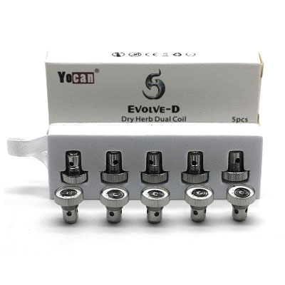 Yocan Evolve-D and Evolve-D Plus Replacement Coils
