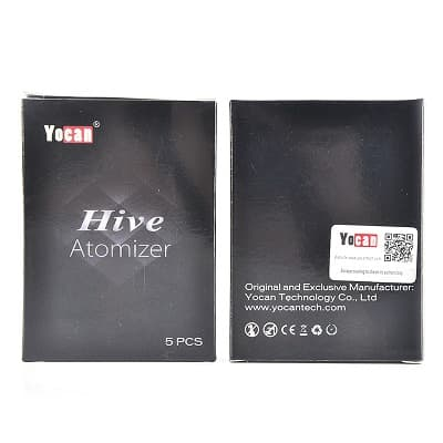 Yocan HIVE Atomizer Replacement Cartridges
