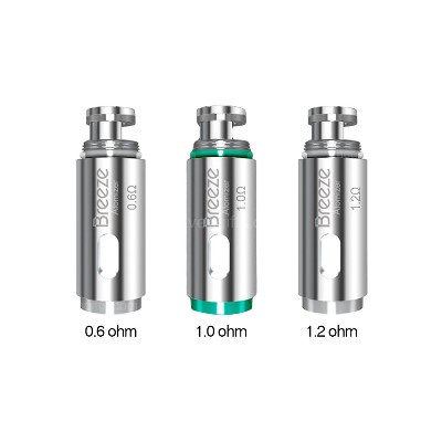 Aspire Breeze Atomizer Head 5pcs
