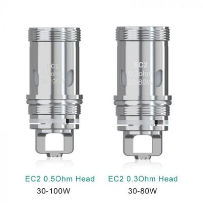Eleaf EC Series Coil Head for Melo 4 5pcs
