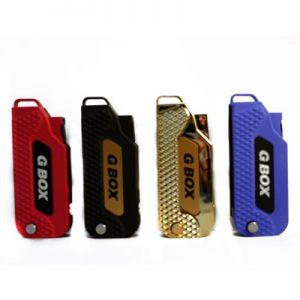 G BOX 500mAh Vaporizer Key Battery Kit