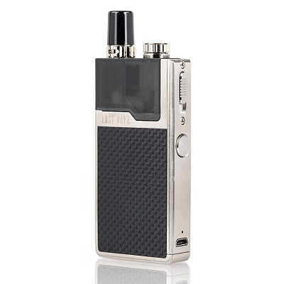 lost_vape_orion_q_17w_aio_pod_system_full_kit_stainless_steel